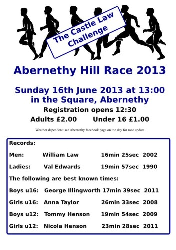 Hill Race 2013
